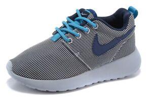 atarse en nueva lanzamiento mejor precio para Boys Kids Children's Nike Roshe Run Trainers Sneakers Shoes | eBay