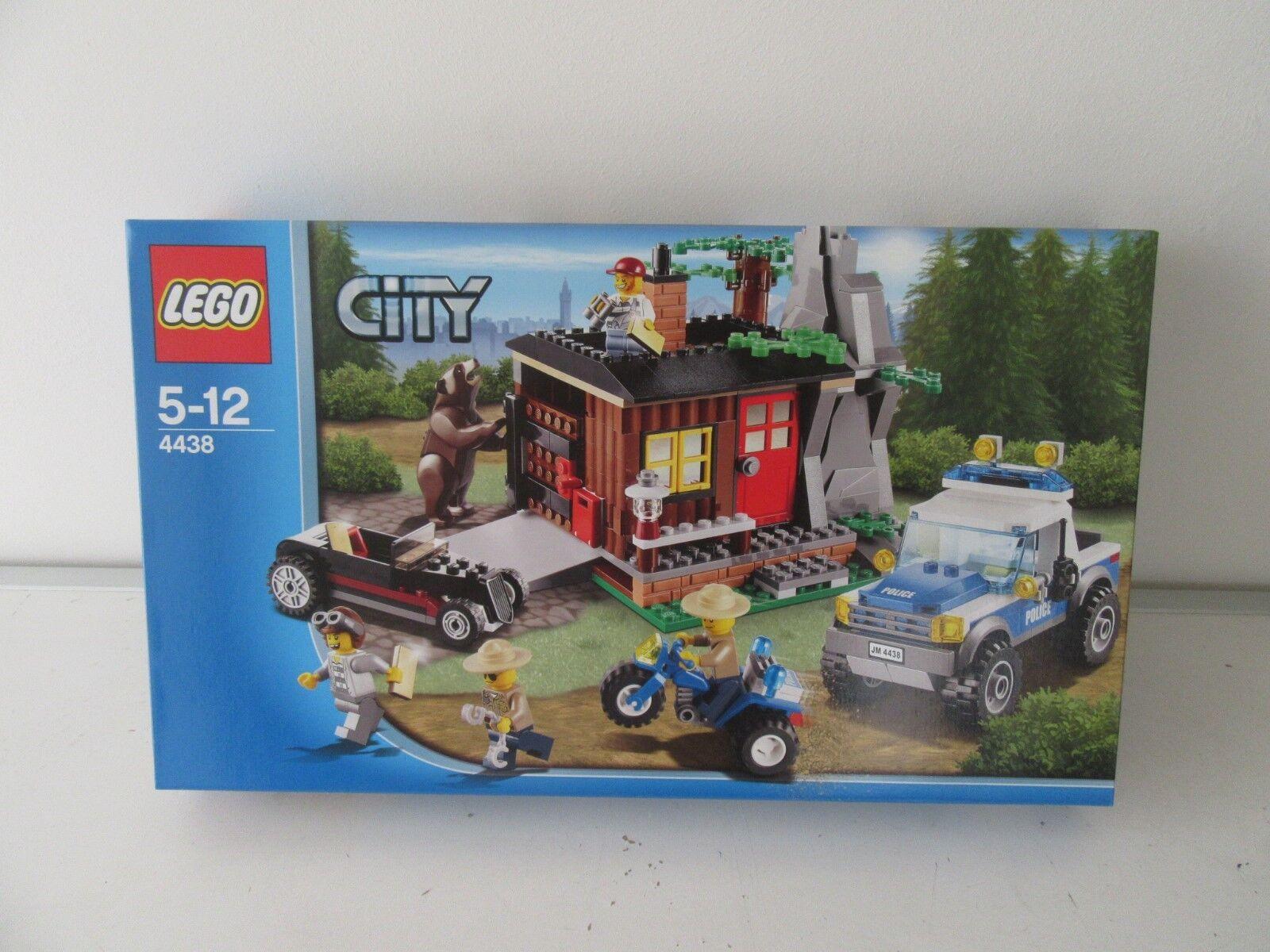 LEGO ® city 4438 Boevenschuilplaats.