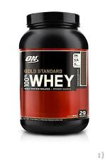 NEW Optimum Nutrition 100% Whey Gold Standard, Double Rich Chocolate 2 Pound