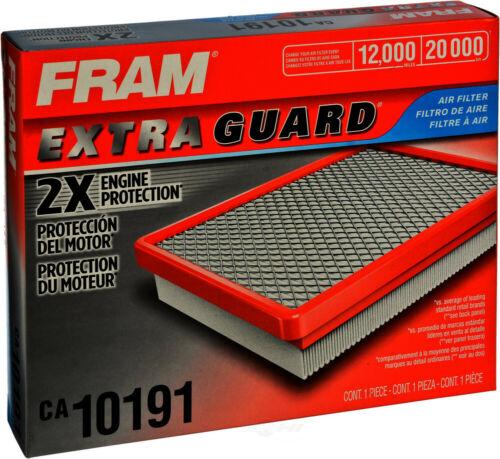 Air Filter-Extra Guard Fram CA10191
