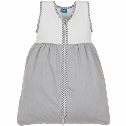 Schlafsack Baby Kind Fußsack 100/% Baumwolle + Frottee 90cm Sommerschlafsack