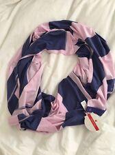 Lululemon Vinyasa Scarf NWT Color BSPL Vitasea Fabric Pink And Purple Striped
