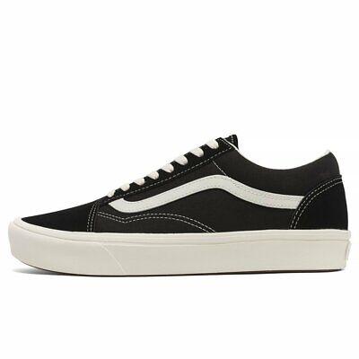 Vans ComfyCush Old Skool Ripstop Black Lifestyle Sneakers Skate New VN0A3WMATE7 | eBay