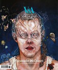 V&A Magazine #36 Spring 2015 ALEXANDER McQUEEN: SAVAGE BEAUTY @New@