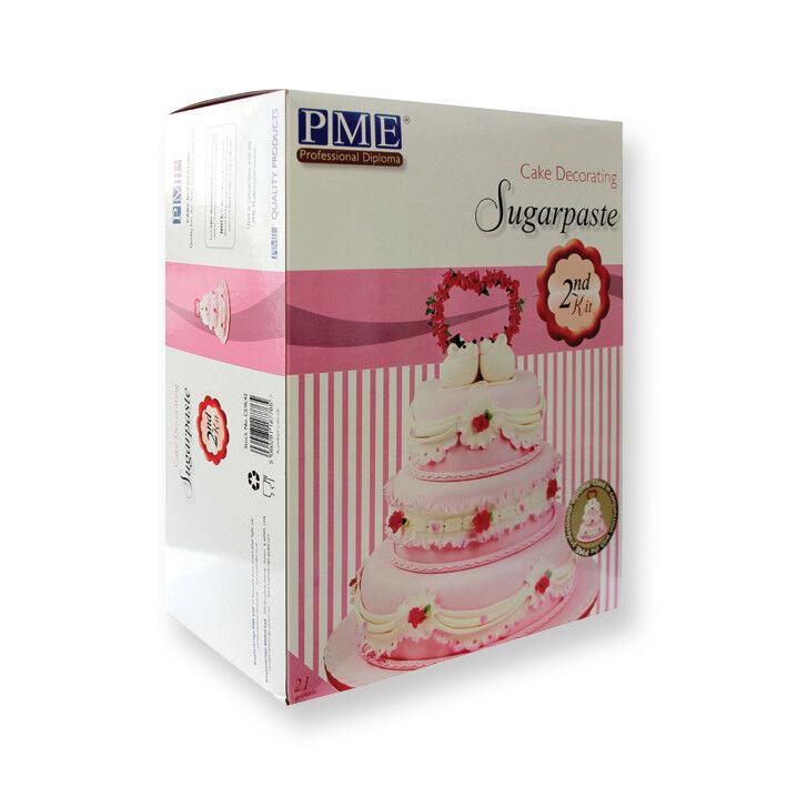 PME Icing Sugarcraft Decorations Sugar Sugarpaste Cake Decorating Set Kit 2