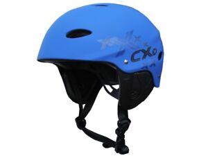 Concept-X-Wassersport-Schutz-Helm-Kite-Surf-Segeln-Wakeboarden-Grose-XL-blau