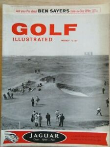 Royal-St-George-039-s-Golf-Club-Walker-Cup-Golf-Illustrated-Magazine-1967