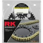 RK - 3076069P - Quick Acceleration Chain Kit with Steel Sprocket, Natural