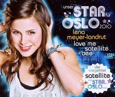 Lena (Meyer-Landrut) Satellite (ESC 2010) [Maxi-CD] | eBay