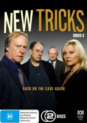 1 of 1 - New Tricks : Series 3 (DVD, 2007)  New, ExRetail Stock, Genuine & unSealed  D66