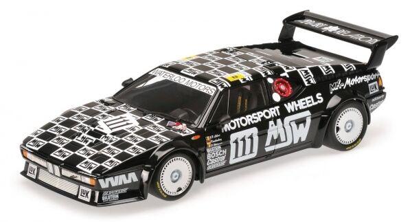 BMW M1 Team Mk Motorsport No.111 24h Lemans 1986 (M.Krankenberg - J.P.Libert