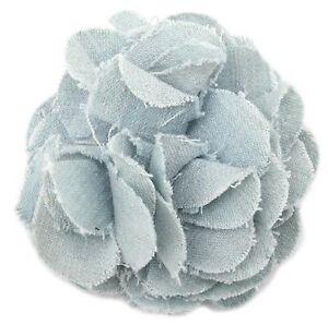 Zest Cheveux Fleur Diapositive Clip Pâle Bleu Jean-afficher Le Titre D'origine
