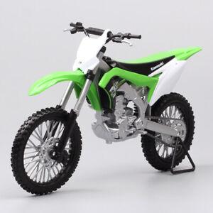 Welly-1-10-big-scale-Kawasaki-KX250F-motocross-diecast-motorcycle-bike-model-Toy