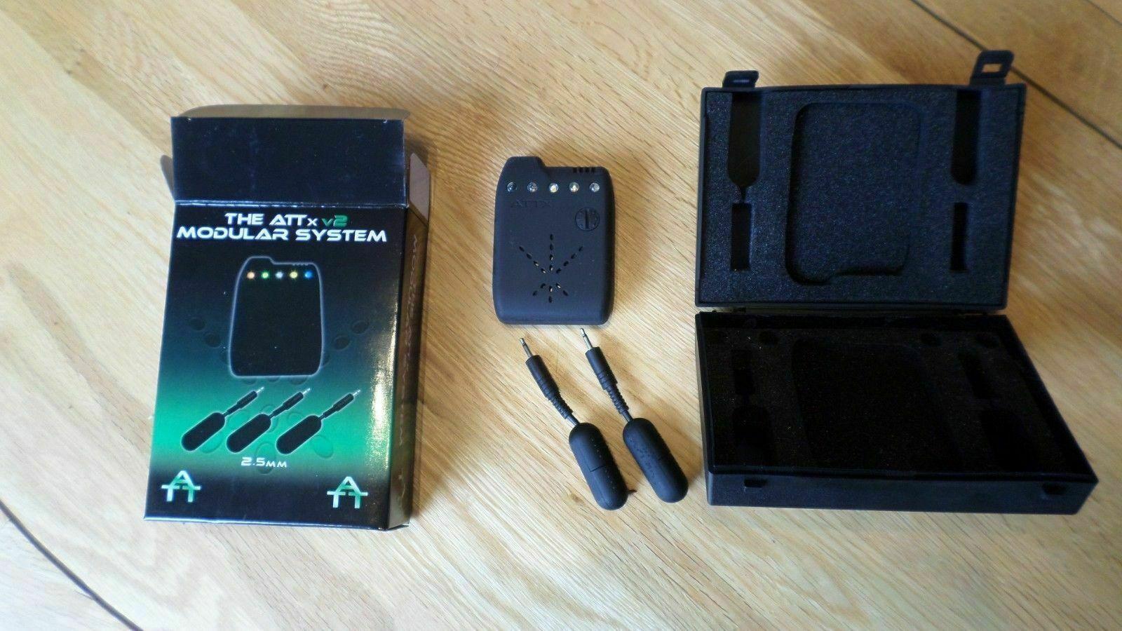 Gardner Attx V2 sistema modulare di trasmissione 2x Dongle 2.5mm tutto nuovo in scatola