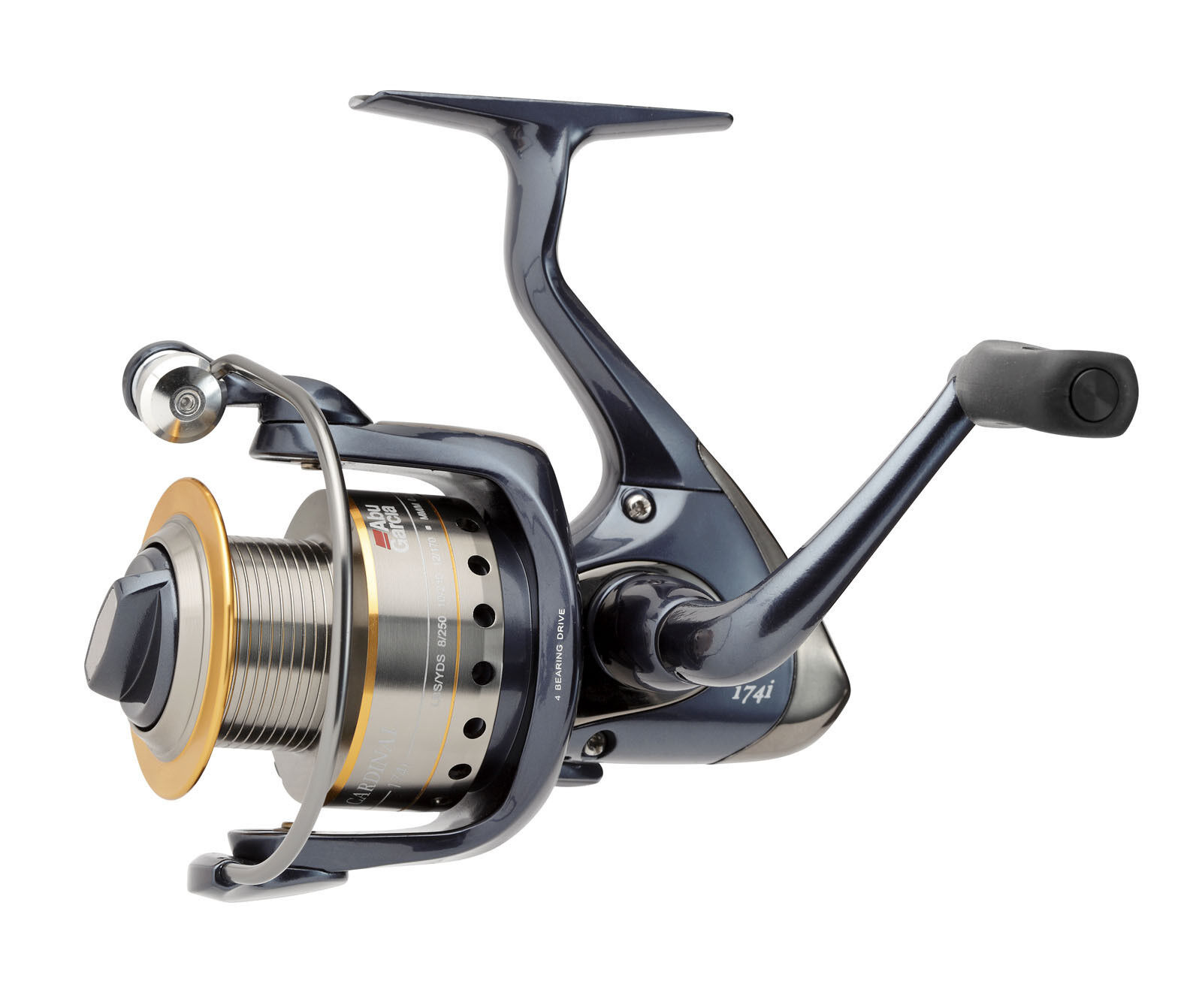 Abu Garcia 174   176   177 SWi FD Cardinal Sea Spinning Saltwater Fishing Reel