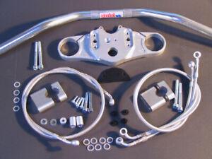Abm-Superbike-Lenker-Kit-Honda-CBR-1000-RR-SC57-04-07-Argent