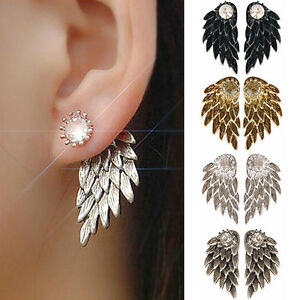 Image Is Loading Women 039 S Fashion Jewelry Silver Gold Black