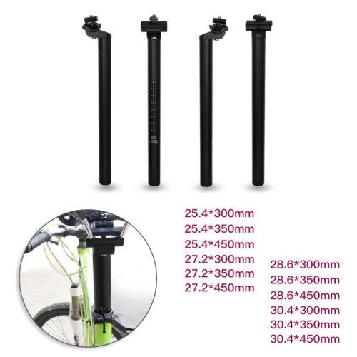 Road Mountain Bike Bicycle Seatpost Seat Post 25.4 27.2 28.6 30.4 30.8 31.6mm