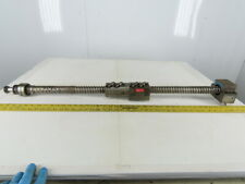 Mori Seiki Sl 1a 42 Ball Screw Assembly From A Numerical Control Lathe Cnc