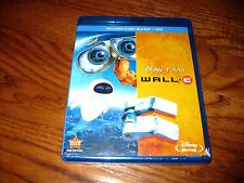 Wall-E: Disney PIXAR,,Animated (2 Disc Blu-ray+ DVD Combo,2013] New;OOP+ Rewards