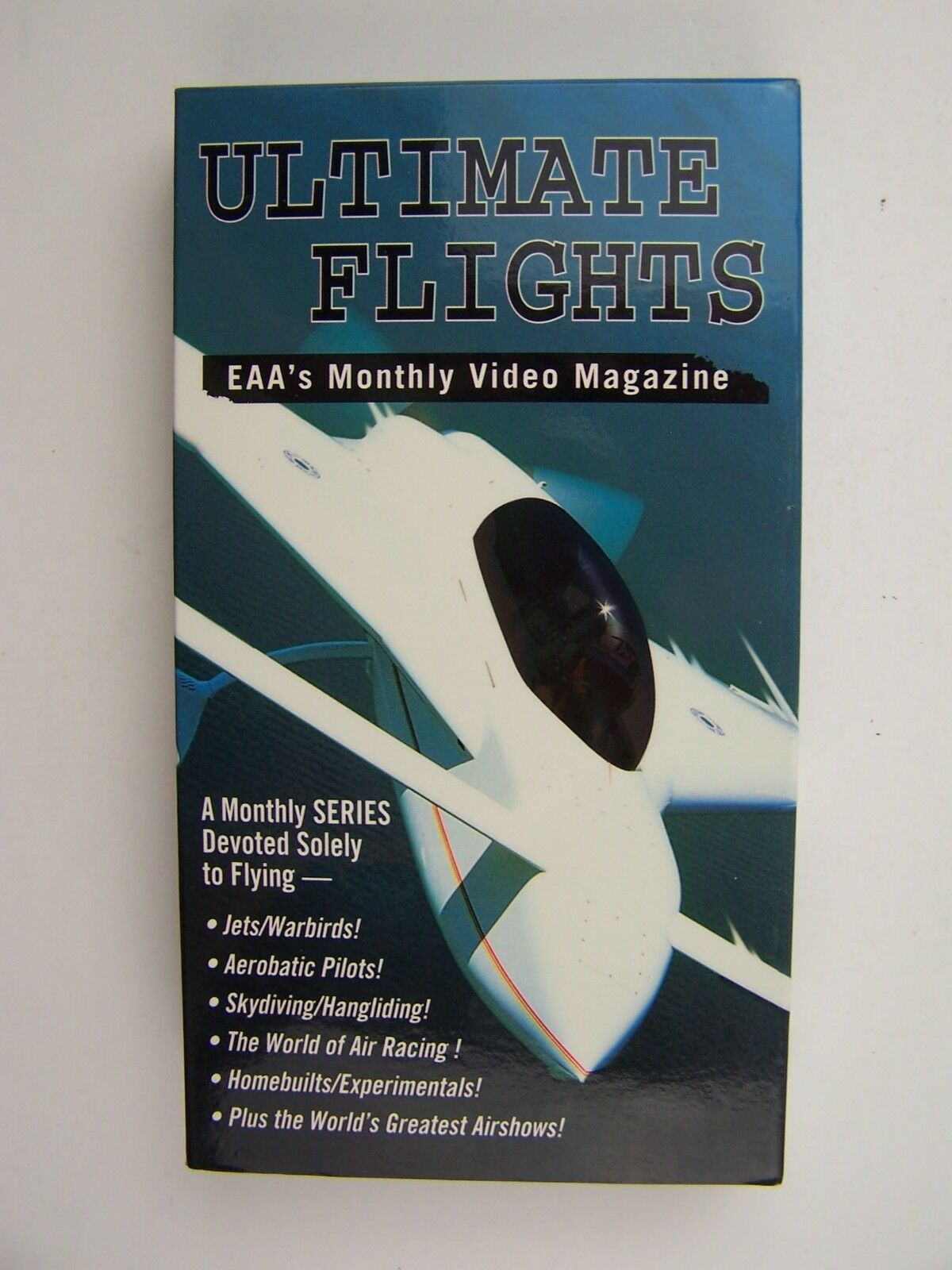 EAA's Ultimate Flights Special Edition Monthly Magazine