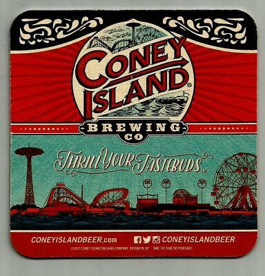 Granville Island Brewing Vancouver BC Canada Set of Two Beer Coasters