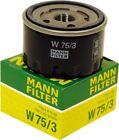 W75/3 Mann-Filter filtro de aceite