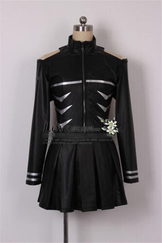 Tokyo Ghouls II Ken Kaneki Transgender Cosplay Costume Women Girl Dress Outfits