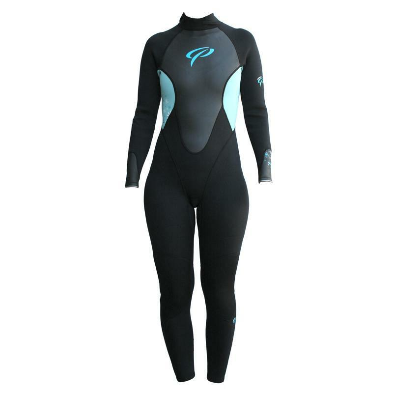 Oceanic - Sapphires Steamer Lady - 2,5mm Wet Dive Suit for Warm Waters - Ladies