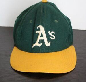 f3bb97c7 Vintage 100% Wool Oakland A's Athletics Sports Specialties Baseball ...