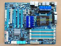 Gigabyte GA-X58A-UD3R V2.0 motherboard Socket 1366 DDR3 Intel X58 100% working