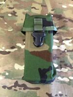 MOLLE AK47 Mag Pouch Woodland  MADE IN USA