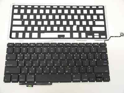 "Japanese Keyboard /& Backlight for MacBook Pro 17/"" A1297 2009 2010 2011 Unibody"