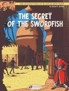 Blake-amp-Mortimer-Vol-16-the-Secret-of-the-Swordfish-BLAKE-mortimer-16-by-Edga