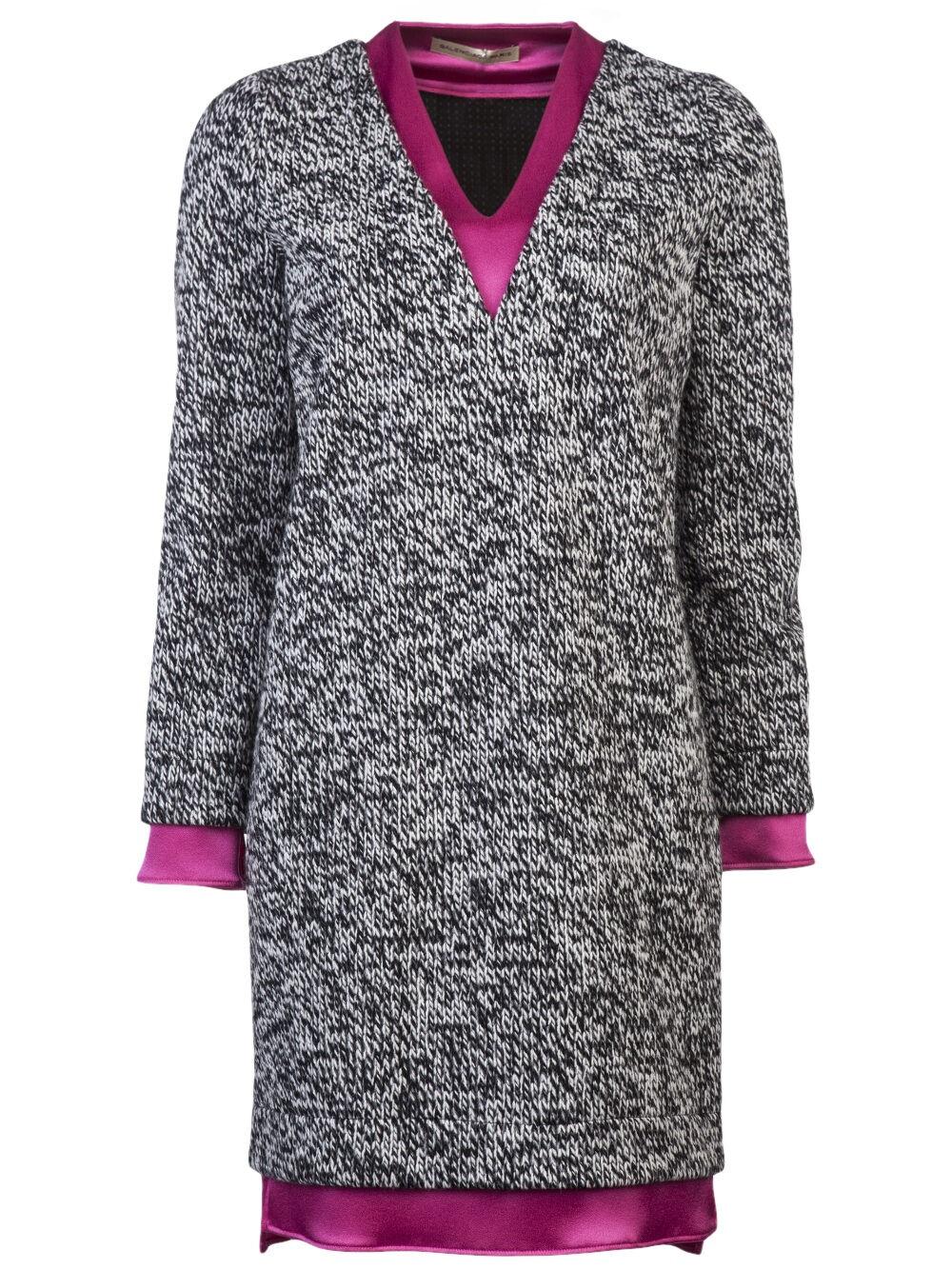 Balenciaga Vrigin Wool Sweater Dress FR 40  1895