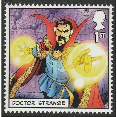UK MARVEL Doctor Strange single (1 stamp) MNH 2019 after March 31