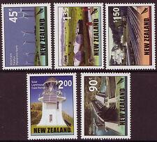 NEW ZEALAND 2006 RENEWABLE ENERGY SET OF 5 UNMOUNTED MINT, MNH