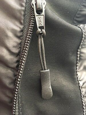 4 x Blue Zip Tag Puller Extend Replace for Berghaus Rukka Rab Jack Wolfskin