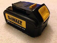 New 2016 Dewalt 20V Max DCB200 3.0Ah Lithium Ion Battery Li-ion