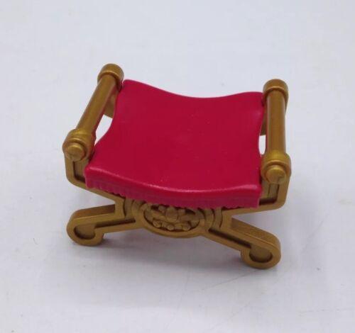Playmobil Fairytale Fantasy Princess Unicorn Set 4338 Pink and Gold Bench