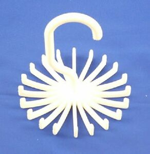 New-NIB-Twirl-A-Tie-rack-hanger-mens-closet-organizer