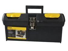 Stanley Tools - Metal Latch Tool Box 16in - 1-92-065