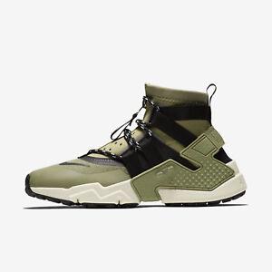 343a79185ecd MEN S Nike Air Huarache Gripp  AO1730-200  Shoe Sz 14 Neutral Olive ...