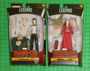 2021 Marvel Legends - Shang-Chi - Xialing & Marvel's Katy (Target Exclusive)