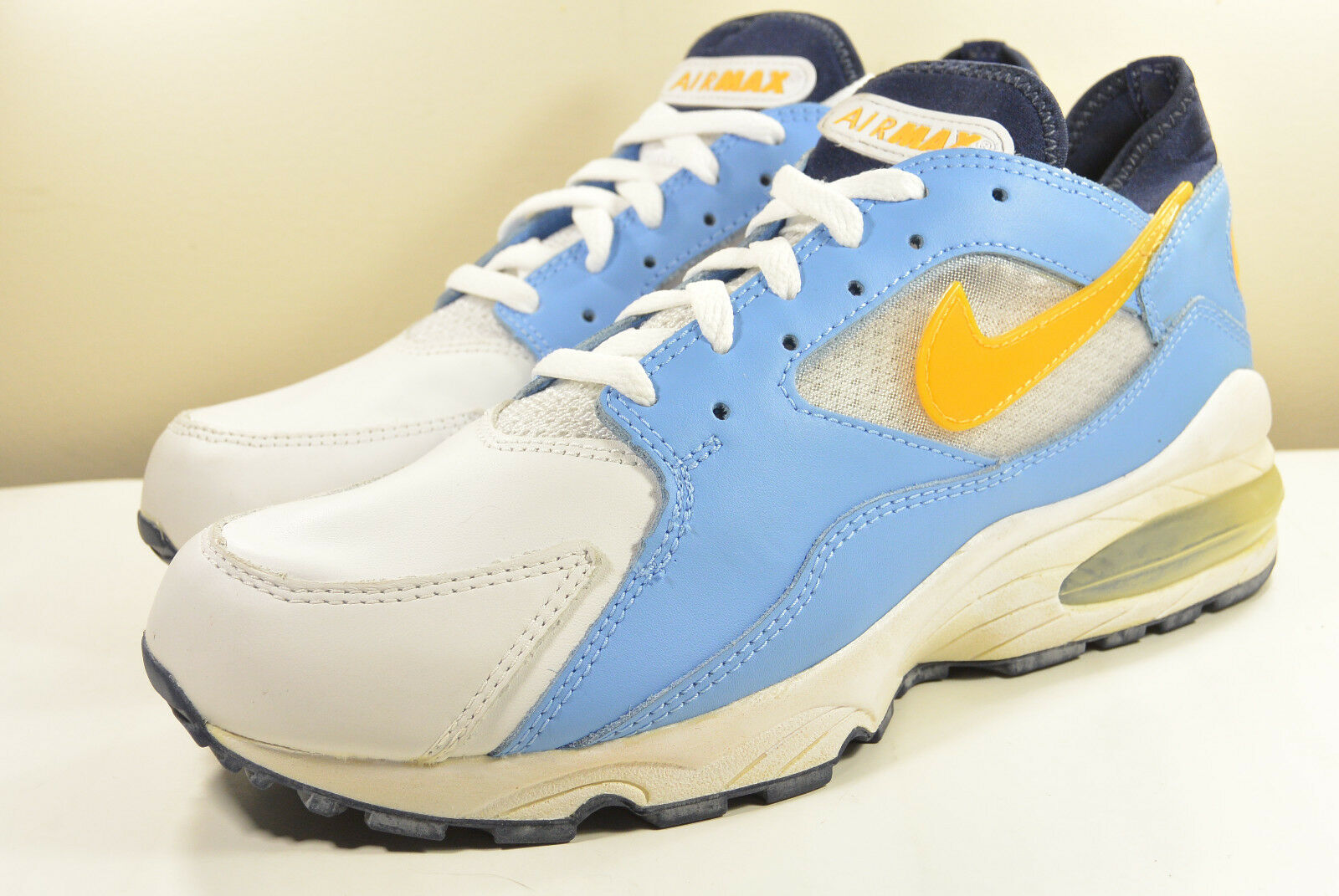DS NIKE 2013 SAMPLE AIR MAX 93 DEL SOL UNIVERSITY blueE 9 PATTA ATMOS 90 1 97 95