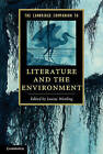 The Cambridge Companion to Literature and the Environment by Cambridge University Press (Hardback, 2013)