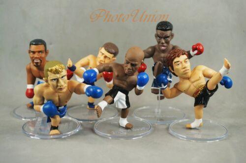 K-1 Fighters Boxing France Japan Holland New Zealand Tortenfigur Figur K1319Set