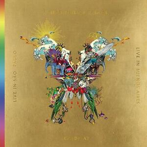 COLDPLAY-Live-In-Buenos-Aires-Sao-Paulo-A-Head-Full-Of-Dreams-2-CD-2-DVD-NEW