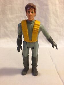 """1987 Vintage the Real Ghostbusters Fright Features Peter Action Figure 4.5/"""""""