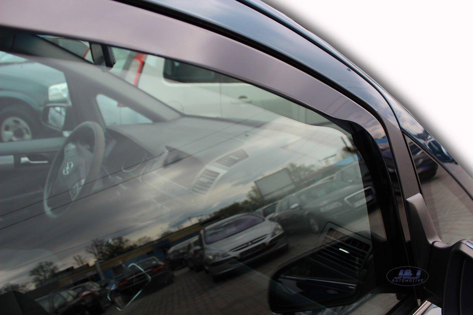Heko 25323 HEKO-25323 Vauxhall Zafira B 2005-2011 Coupe-Vent Degli 4 pi/èce Set